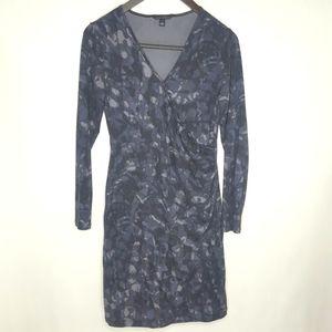 Banana Republic Wrap Dress Size Medium